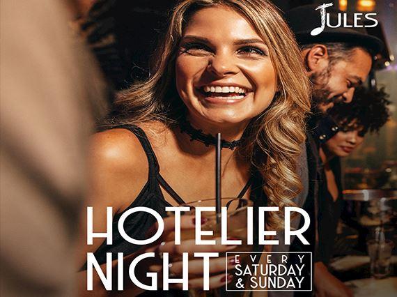 Hotelier Night
